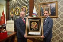 KOCAELİ VALİSİ - Bakan Bozdağ'dan Körfez Belediyesine Ziyaret