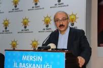 Bakan Elvan Açıklaması 'Evet Çıkmasıyla Birlikte CHP'de De Bir Değişim Rüzgarı Olacaktır'