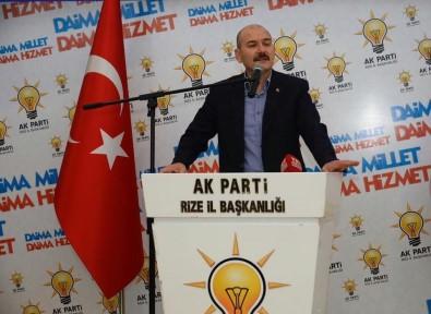 Bakan Soylu Açıklaması 'Yaklaşık 700 PKK Ve KCK'lı Teröristin Şehir Bağlantıları Tespit Edildi Ve Hepsi Gözaltına Alındı'