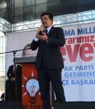 NİHAT ZEYBEKÇİ - Bakan Zeybekci Açıklaması '16 Nisan CHP İçin İyiliktir'
