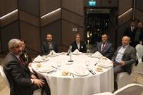 AHMET MISBAH DEMIRCAN - Başkan Demircan, Mahalle Muhtarlarıyla Bir Araya Geldi