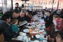 İBRAHIM TAŞDEMIR - Beyşehir Belediyesi'nden Şehit Aileleri Ve Gaziler Onuruna Yemek
