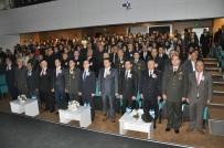 GARNIZON KOMUTANLıĞı - Bozüyük'te Çanakkale Zaferinin 102. Yıl Dönümü Törenleri