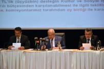KOMİSYON RAPORU - Büyükşehir'den Müzik Festivaline 300 Bin, Romanlara 50 Bin Lira Destek