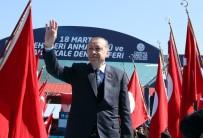 Çanakkale'de Konuşan Erdoğan'dan Avrupa'ya Ve Darbecilere Sert Mesaj Açıklaması