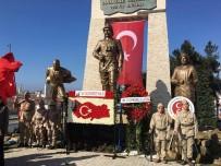 ASKERLİK ŞUBESİ - Çanakkale Destanı'nın Kahramanları Büyükçekmece'de Anıldı