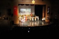 DANS GÖSTERİSİ - Çanakkale Zaferi İçin Lirik Dans Gösterisi