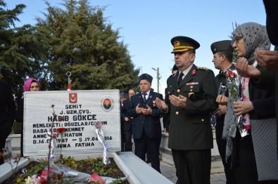 Çorum'da 18 Mart Çanakkale Zaferi Ve Şehitleri Anma Günü