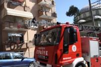 CAMİİ - Elektrik Kontağından Çıkan Yangın Korkuttu