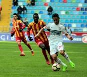 MUSTAFA EMRE EYISOY - Gol Düellosu Gaziantepspor'un!