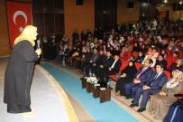 Hakkari'de 'Bilgi Ve Değer Bağlamında Kadın' Paneli