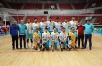 VOLEYBOL TAKIMI - Haliliye Erkek Voleybol Takımı Finallere Kaldı