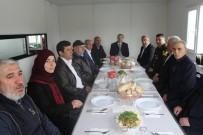Hisarcık Kaymakamı Ve Belediye Başkanı Şehit Aileleri Ve Gazilerle Yemekte Bir Araya Geldi