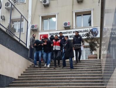 Madina İstanbul'da yakalandı!