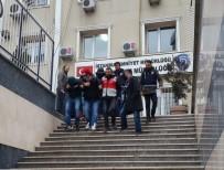FUHUŞ OPERASYONU - Madina İstanbul'da yakalandı!