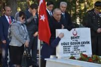 MURAT SEFA DEMİRYÜREK - İzmir'in İlçelerinde Duygu Yüklü 18 Mart Törenleri