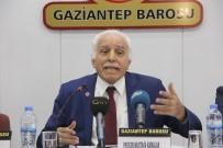 SAADET PARTISI GENEL BAŞKANı - Kamalak'ın Anayasa Eleştirisine Uğur Mumcu'lu Cevap