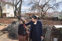 SOLMAZ - Karacasu'daki Kadın Yönetici Oranı TBMM'yi Geçti