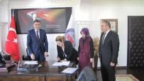 KARDEŞ OKUL - Kardeş Okul Projesi İmzalandı