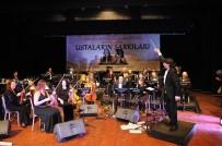 GENÇLIK PARKı - Kent Orkestrası'ndan, 'Ustalarla Konser'