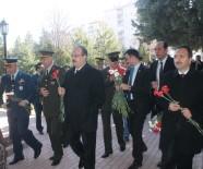 GARNIZON KOMUTANLıĞı - Konya'da Şehitler Anıldı