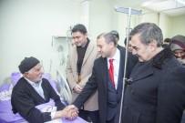 BÜLENT TEKBıYıKOĞLU - Kore Gazisi Hastanede Ziyaret Edildi