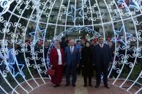 İSMAİL TEPEBAĞLI - Kültür Parkı Ve Yarenlik Alanı Açıldı