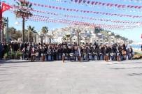 MESLEK LİSESİ - Kuşadası'nda 18 Mart Çanakkale Zaferi Ve Şehitleri Anma Günü Etkinlikleri