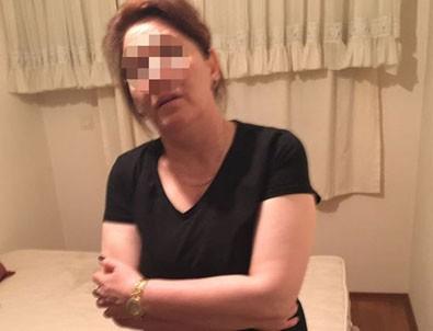 Maltepe'de temizliğe gelen kadını baltayla rehin alan şüpheli yakalandı