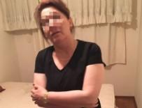 TÜRKMENISTAN - Maltepe'de temizliğe gelen kadını baltayla rehin alan şüpheli yakalandı