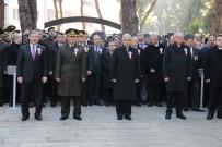 MUSTAFA HAKAN GÜVENÇER - Manisa'da Şehitleri Anma Töreni