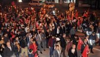 TÜRK BAYRAĞI - Mehterli, Fener Alaylı Zafer Yürüyüşü