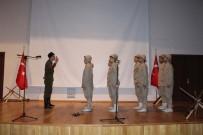 ADALET VE KALKıNMA PARTISI - Muş'ta Çanakkale Zaferinin 102 Yılı Etkinliği