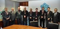 VOLEYBOL TAKIMI - NEÜ Sporcu Öğrenci Ve Personelleri Ödüllendirildi