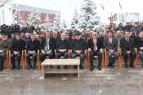 ŞEHİT POLİS - Niğde'de Çanakkale Şehitleri Törenlerle Anıldı