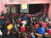Öğrencilere 'Güvenilir Gıda Ve Sağlıklı Beslenme' Eğitimi