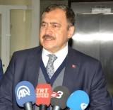 BASIN MENSUPLARI - Orman Ve Su İşleri Bakanı Prof. Dr. Veysel Eroğlu Çanakkale Deniz Zaferi'ni Kutladı