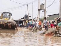 EL NINO - Peru'daki sellerde ölenlerin sayısı 67'ye yükseldi
