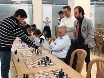 MERINOS - Rotary'den satranç turnuvası