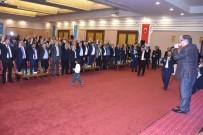 DİVAN KURULU - Sağlık-Sen Şube Başkanları Toplantısı Kızılcahamam'da Yapıldı