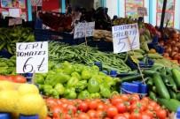 İLKBAHAR - Samsun'da Sebze Ve Meyve Ateş Pahası