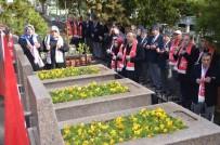 GÜRBÜZ KARAKUŞ - Şehit Öğretmen Etem Yaşar Meydanı Açıldı
