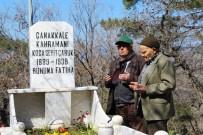 NAMIK HAVUTÇA - Seyit Onbaşı Mezarı Başında Anıldı