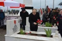 GARNIZON KOMUTANLıĞı - Siirt'te Şehitlere Vefa Töreni