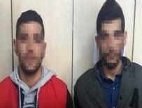 ASLIYE CEZA MAHKEMESI - Suç makinesi tek yumurta ikizleri tutuklandı