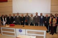 İL SAĞLıK MÜDÜRLÜĞÜ - Tekirdağ'da Başarılı Hekimlere Ödül Verildi