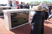 Türkiye'nin En Büyük İkinci Şehitliğinde Zaferin 102'Nci Yılı Anıldı