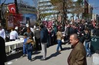 ESNAF ODASı BAŞKANı - Uşaklı Aşçılar Çanakkale Şehitlerini Unutmadı