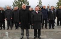 Üzümlü'de Çanakkale Zaferi Anma Töreni Düzenlendi