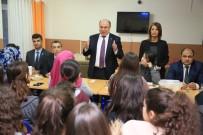 AMIR ÇIÇEK - Vali Çiçek Milas'ta Öğrencilerle Bir Araya Geldi